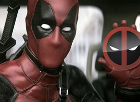 Deadpool Movie 2016 Ryan Reynolds X-MEN Spinoff