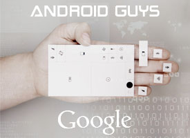 Google Android Phonebloks Project ARA highly Modular Smartphones market pilot