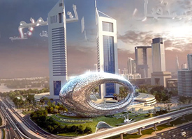The Dubai Museum of the Future becomes global destination for inventors and entrepreneurs