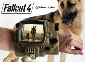 Fallout 4 Bethesda Dust off your Pip-Boy 50 based weapons over 700 mods add dog companion build your own homestead