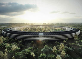 Apple New Spaceship Campus 2 will be the greenest building on the planet