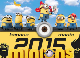 Minions Movie Highest Grossing Animation Banana Butt 2015