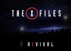 X-Files Revival Syndicate Clones Conspiracy Cigarette Smoking Man The Truth I want to Believe