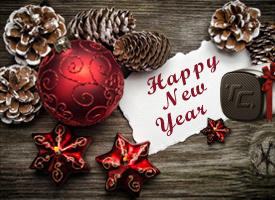 The New Year is the time of unfolding horizons and the realization of dreams, may you rediscover new strength and garner faith with you.