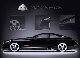 Mercedes-Benz Maybach Return 2015 luxury high-end car market AMG S-Class
