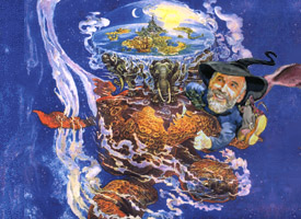 Terry Pratchett Last Discworld novel Shepherds Crown