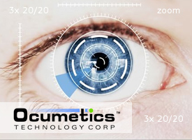 The Ocumetics Bionic Lens Revolutionize the way we see the World