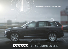 Volvo unleash talking to each other, self-driving cars on Swedish roads