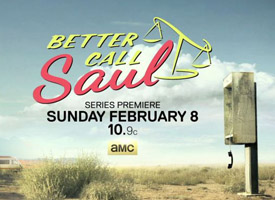 Better Call Saul Breaking bad Prequel AMC cooking premier for hungry Heisenberg fans